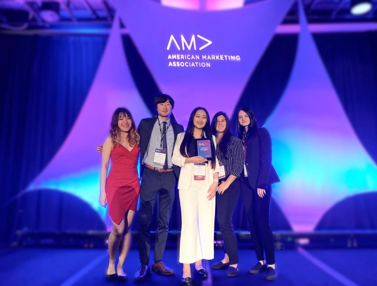 New Orleansへビジネストリップ~AMA International Collegiate Conference~